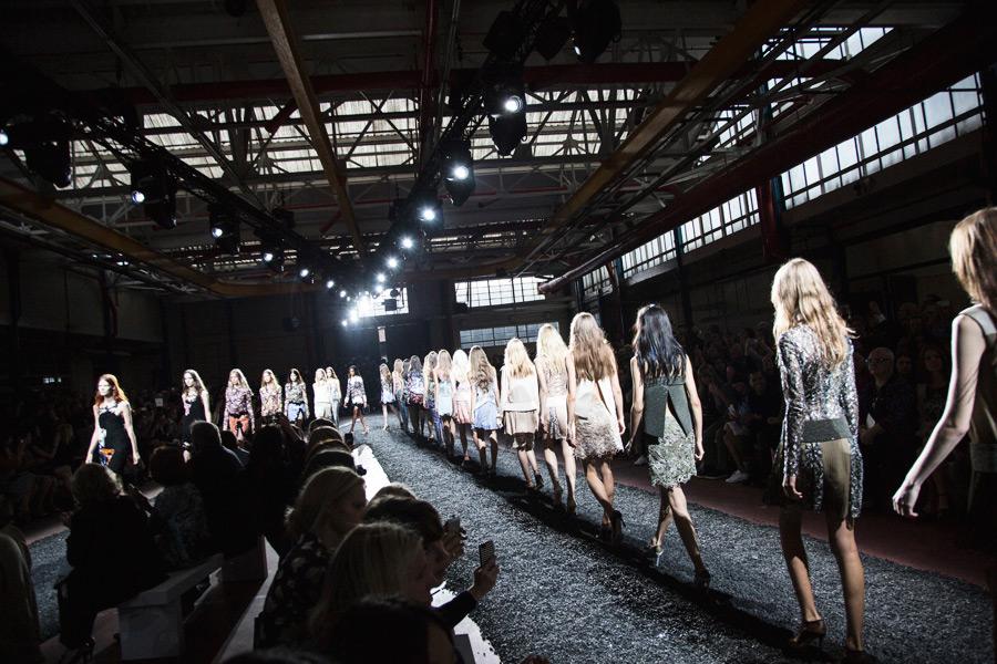 London Fashion Week Post